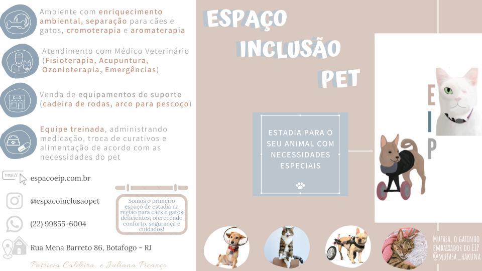 Espaço Inclusão Pet